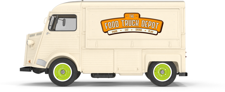 The Food Truck Depot Logo
